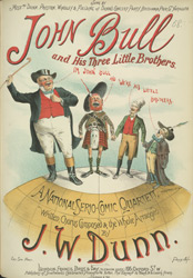John Bull And His Three Little Brothers part 01